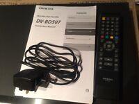 Onkyo bluray player DV-BD507 for sale