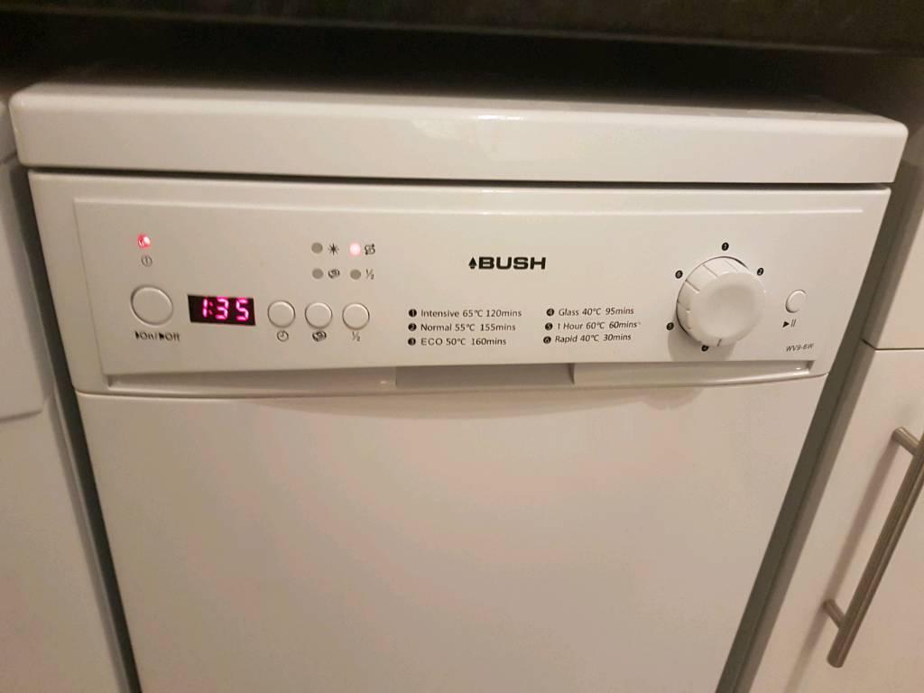Dishwasher slimline Bush