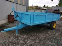 10 x 6 WEEKS tractor trailer