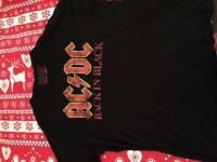 AC/DC Back In Black Tshirt