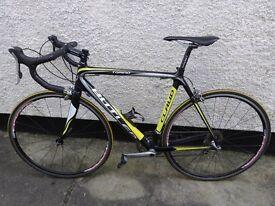 Claud Butler Torrino Full Carbon Frame Road Bike