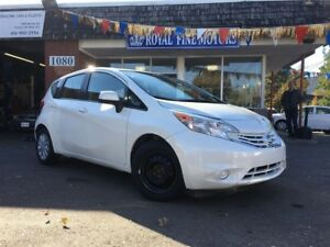 2014 Nissan Versa Note S,full power,back up camera,off lease