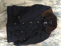 Boys genuine Ralph Lauren coat