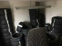 Job lot partworn tyres