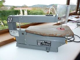 Scroll Saw - Titan TTB411SSW