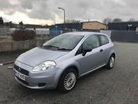 2007(57) Fiat Grande Punto 1.2 2 Keys Low Miles + Not Corsa Yaris Polo