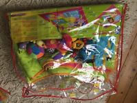 Tag toys 3 in 1 baby activity mat with selected toys