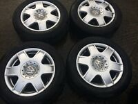 """BORA SPORTS IN GREAT CONDITION WITH FOUR AS NEW 205-55-16"""". TYRES CHOICE OF TWO SETS FROM £140-£200"""