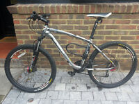 JAMIS MOUNTAIN BIKE- as new, I sell amazing bike . Shimano gear, and a lot of accessorizes