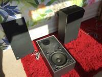 Bang olufsen speakers mod 35 as new