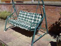 3- Seater Garden Hammock Seat.