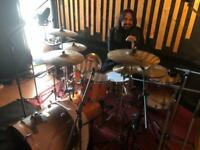Drum lessons with qualified teacher - FREE TRIAL LESSON
