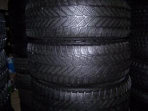 195-60R15 > HIVER ,1 , 2 ou 4 pneus usagés .