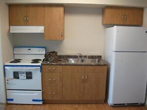 Clean and Quiet 1-Bedroom suite - AVAILABLE JAN 01, 2017!