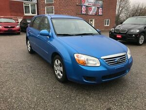 2007 Kia Spectra5 ONE OWNER - SAFETY & E-TESTED