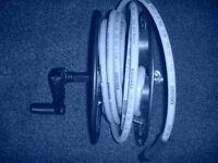 Karcher hose reel & handle kit