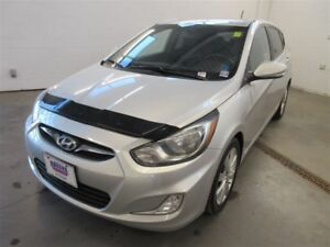 2012 Hyundai Accent GLS! ALLOYS! SUNROOF! HEATED SEATS!
