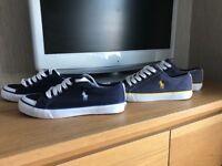 2 pairs of Ralph Lauren shoes