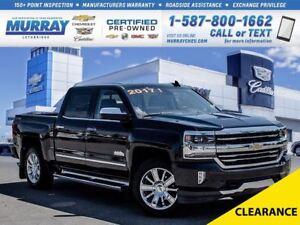 2017 Chevrolet Silverado 1500 **6.2L! High Country!**
