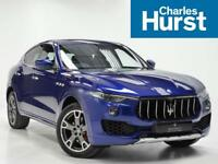 Maserati Levante D V6 (blue) 2017-05-26