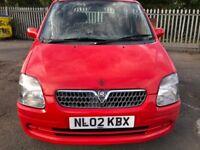 Vauxhall Agila 1.00 5 Doors Hatchback Econmical Mot 6 Months Cheap car