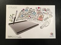 Wacom Intuos Creative Pen & Touch Tablet