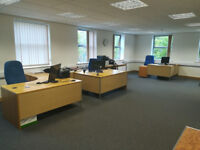 Modern shared office space available now - Wetherby, West Yorkshire