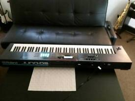 ROLAND JUNO DS 88 PROFESSIONAL SYNTHESIZER