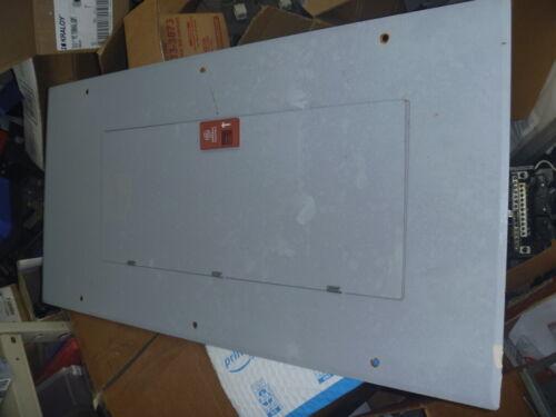 GE General Electric Circuit Breaker Panel Box Cover