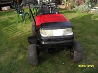 MURRAY 1276 RIDE ON MOWER,GOOD USED CONDITION,BEEN LOOKED AFTER,NEW BATTERY