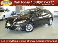 2014 Mazda MAZDA3 SPORT GS-SKY, Convenience & Moonroof Pkg