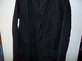 V ,VOI JEANS JACKET FOR SALE 3/4 LENGHT XL SIZE NEVER WORN UNWANTED GIFT BLACK