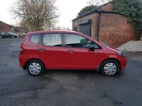 2005 honda jazz 1.2 Manual hatch