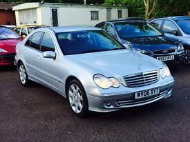 Mercedes Benz c320 cdi mint runner long mot nationwide delivery 2695
