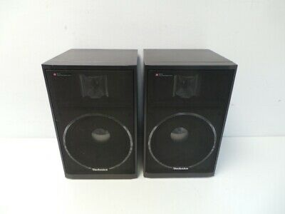 Vintage Technics SB-F5 HiFi Speakers