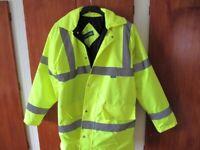 New High Viz jacket Large size
