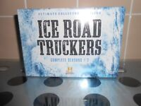 NEW - ICE ROAD TRUCKERS ULTIMATE COLLECTOR'S EDITION COMPLETE SEASONS 1-3 DVD BOX SET