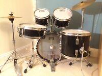 Session Pro Small Drumkit (black)