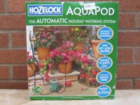 Hozelock Aquapod for automatic watering