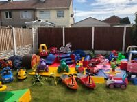4 x soft play for Sale £1250