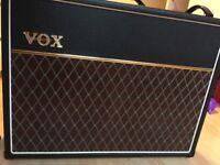 Vox AC30 Custom Amp with Celestion Greenback Speakers