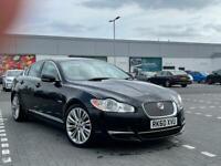 Jaguar XF 3.0 TD V6 Premium Luxury 4dr Saloon 2010(60plate)