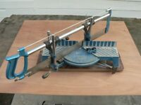 Cabinetmaker's mitre saw - make those really accurate joints!