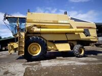 New Holland TX 36 Combine Harvester
