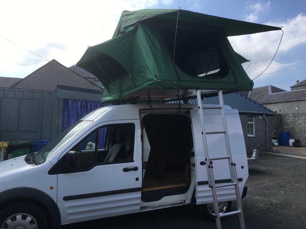 Ford Transit Connect With Roof Tent In Kelty Fife Gumtree