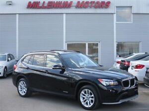 2015 BMW X1 xDrive28i AWD / NAVI / LEATHER / SUNROOF