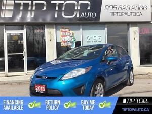 2013 Ford Fiesta SE ** Bluetooth, Heated Seats, Low Kms **