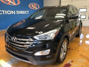 2014 Hyundai Santa Fe Sport 2.0T SE LEATHER! PANO SUNROOF! AWD!