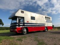 HORSEBOX VOLVO FL6 COACHBUILT BY PRB