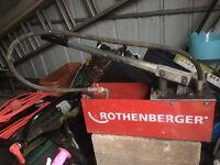 Rothenberger pressure tester